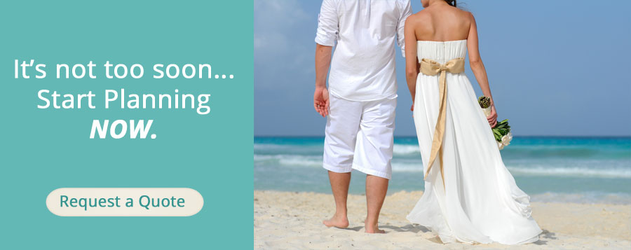 Destination wedding honeymoon planning for How to start planning a destination wedding