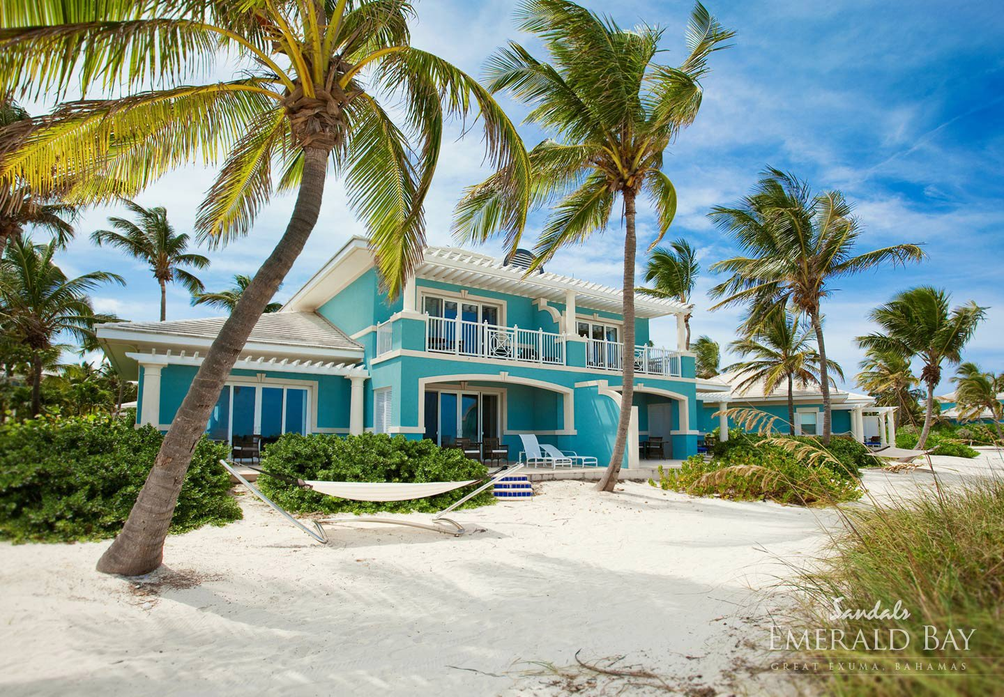 Sandals emerald bay travel agent destination weddings for Best caribbean honeymoon resorts