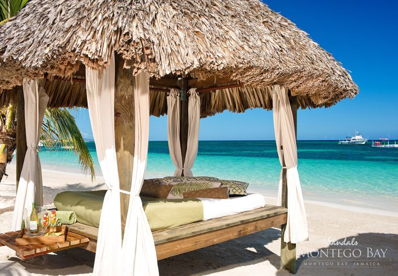 Top Caribbean Resorts - Sandals Montego Bay