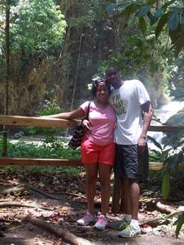 cosby-jamaica-honeymoon-ys falls