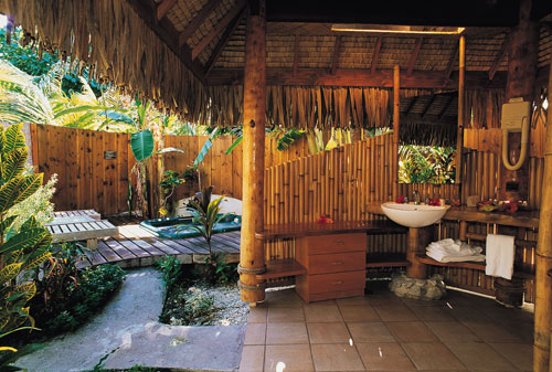 best honeymoon resorts with outdoor showers - Bora Bora Pearl Resort - Tahiti