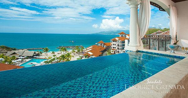 Sandals-LaSource-Grenada Millionaire Suite