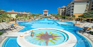 All-Inclusive Holiday Travel for Families at Beaches Turks And Caicos Resort Pool