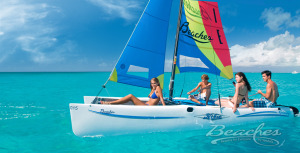 All-Inclusive Holiday Travel for Families at Beaches Turks And Caicos Sailing