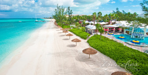 All-Inclusive Holiday Travel for Families at Beaches Turks & Caicos