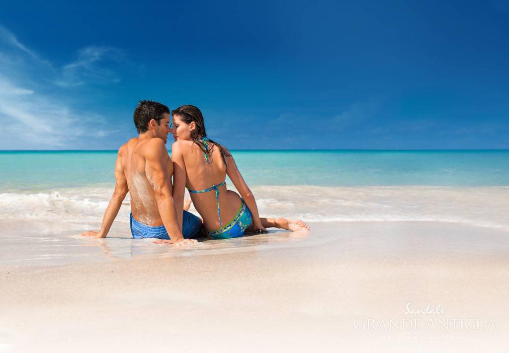 Honeymoon in Antigua - Sandals Grande Antigua Resort and Spa