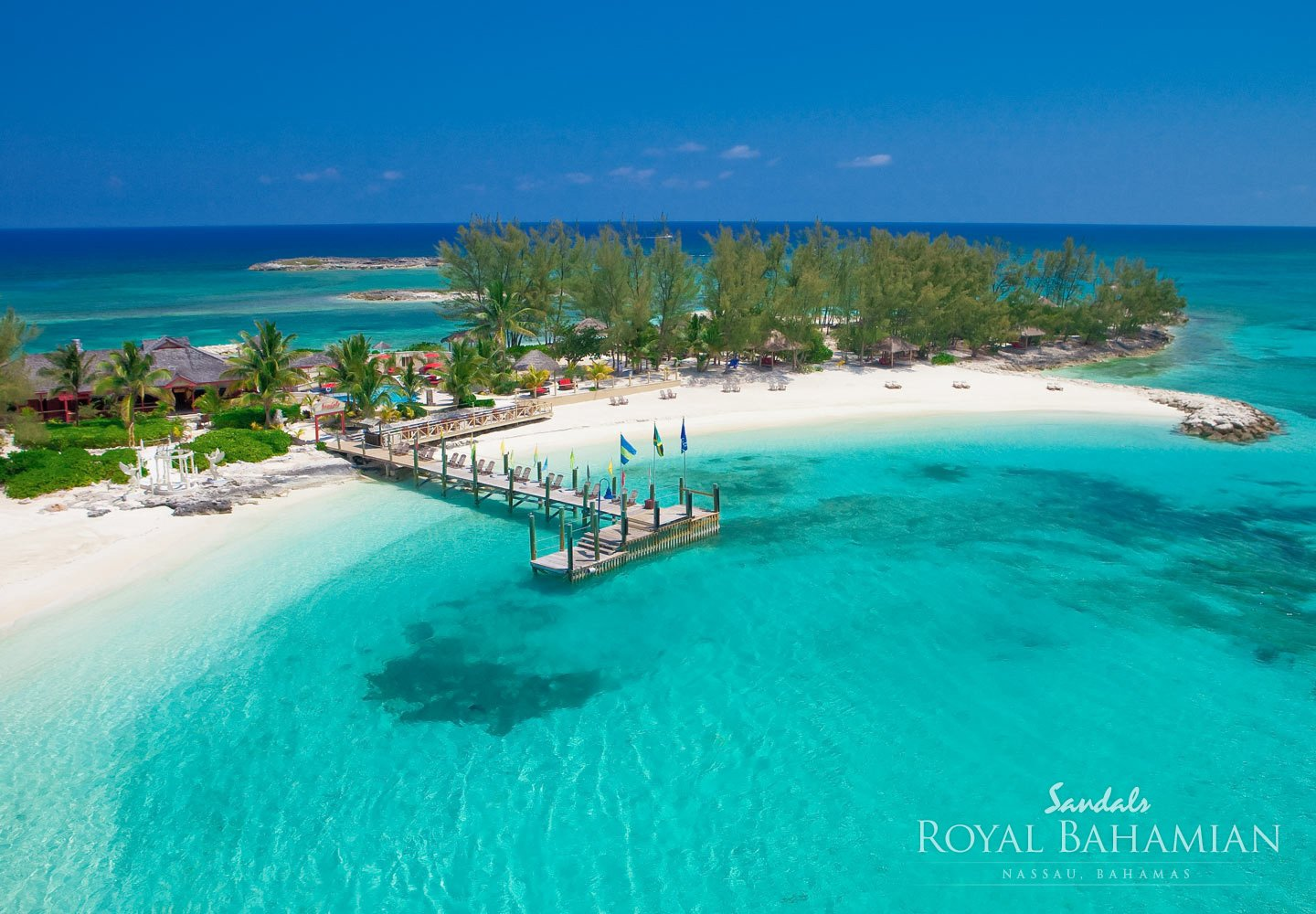 Sandals Royal Bahamian  elegant allinclusive resort in
