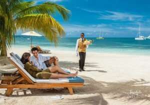 Honeymoon Style Quiz - Sandals Negril Beach Resort & Spa