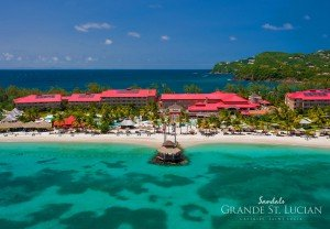 Top Caribbean Resorts - Sandals Grande St. Lucian Spa & Beach Resort