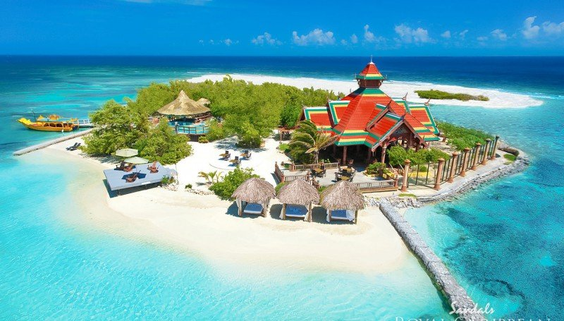 Top Caribbean Resorts - Sandals Royal Caribbean Resort & Private Island