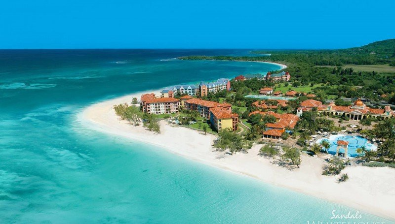 Top Caribbean Resorts - Sandals Whitehouse European Village & Spa