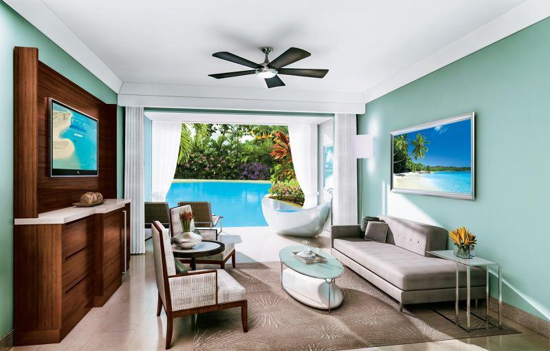 Top Caribbean Resorts - Sandals Barbados - 3685