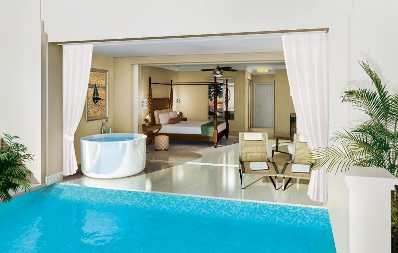 Top Caribbean Resorts - Sandals Barbados