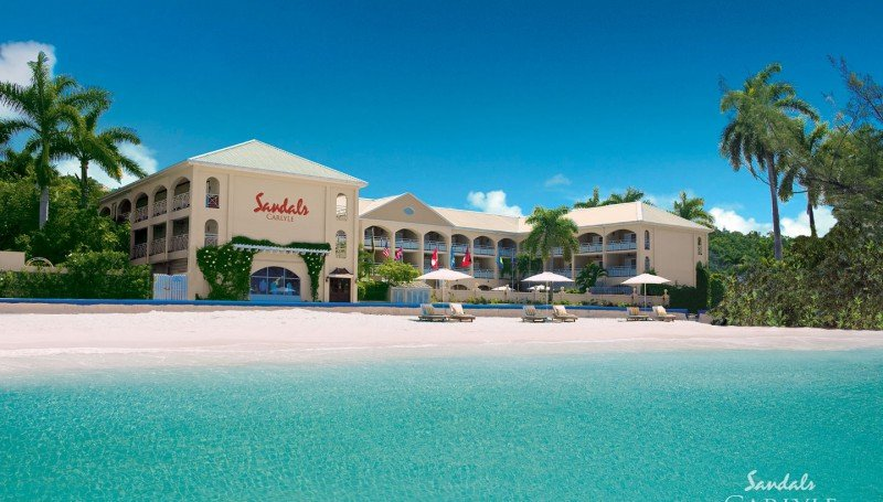 Top Caribbean Resorts - Sandals Carlyle Inn