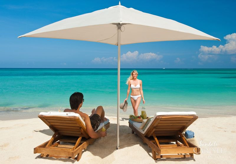 Top Caribbean Resorts - Sandals Carlyle Inn