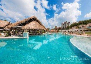 Top Caribbean Resorts - Sandals LaSource Grenada