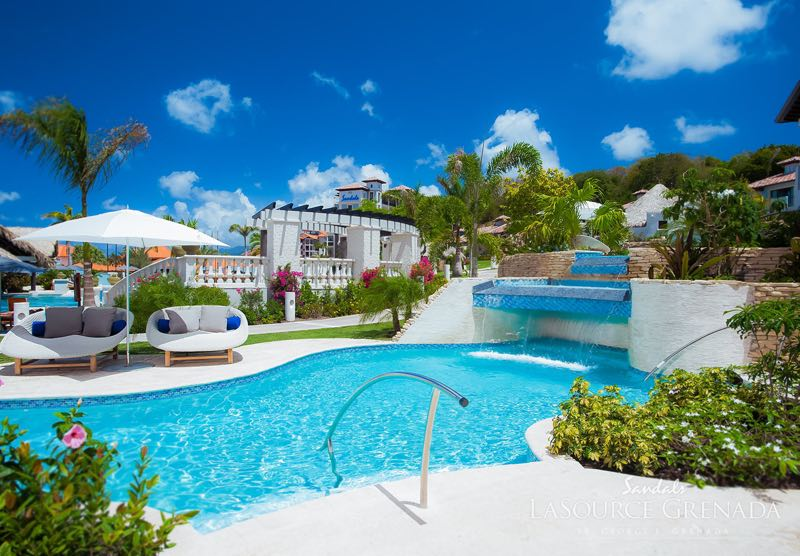 Top Caribbean Resorts - Sandals LaSource Grenada