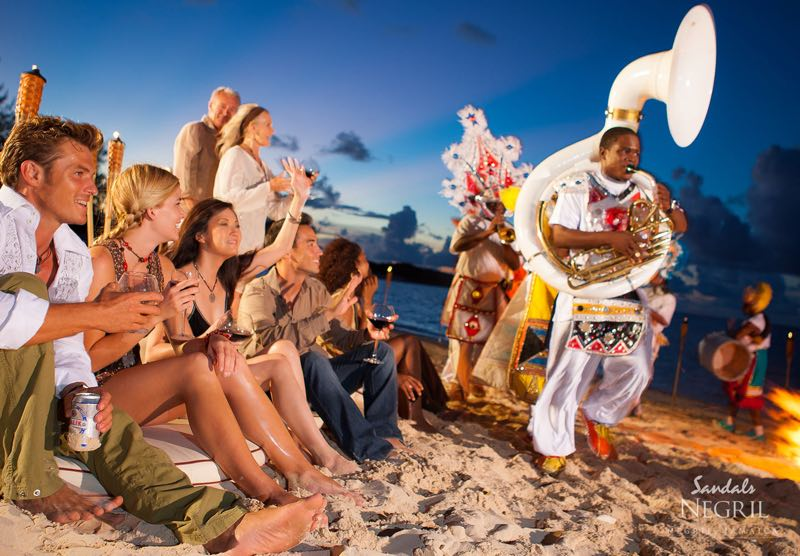 Top Caribbean Resorts - Sandals-Negril-Beach-Resort-Spa
