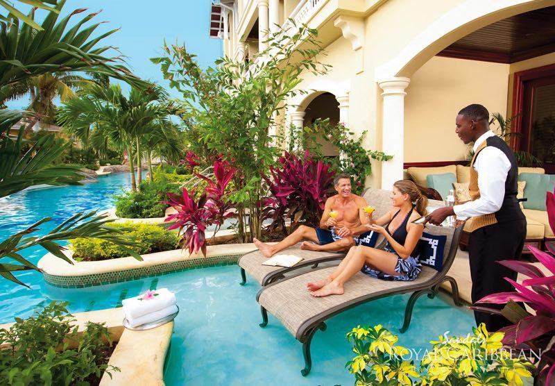 Top Caribbean Resorts - Sandals Royal Caribbean Resort & Private Island