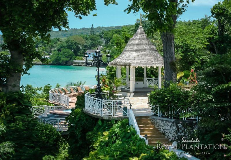 Top Caribbean Resorts - Sandals Royal Plantation
