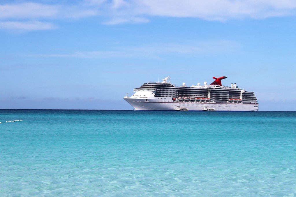 top honeymoon destinations - honeymoon cruise