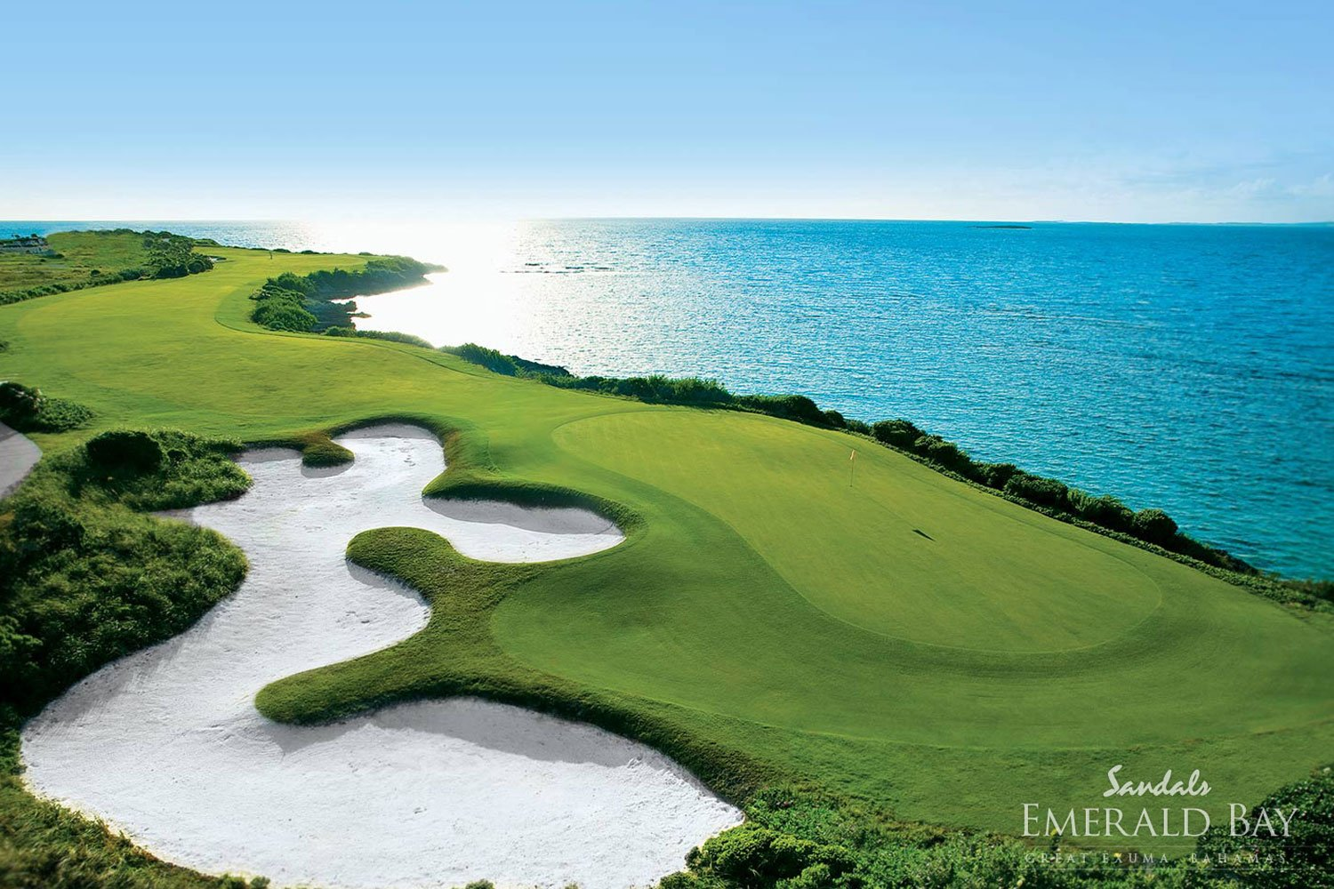Free Golf At These Sandals Resorts