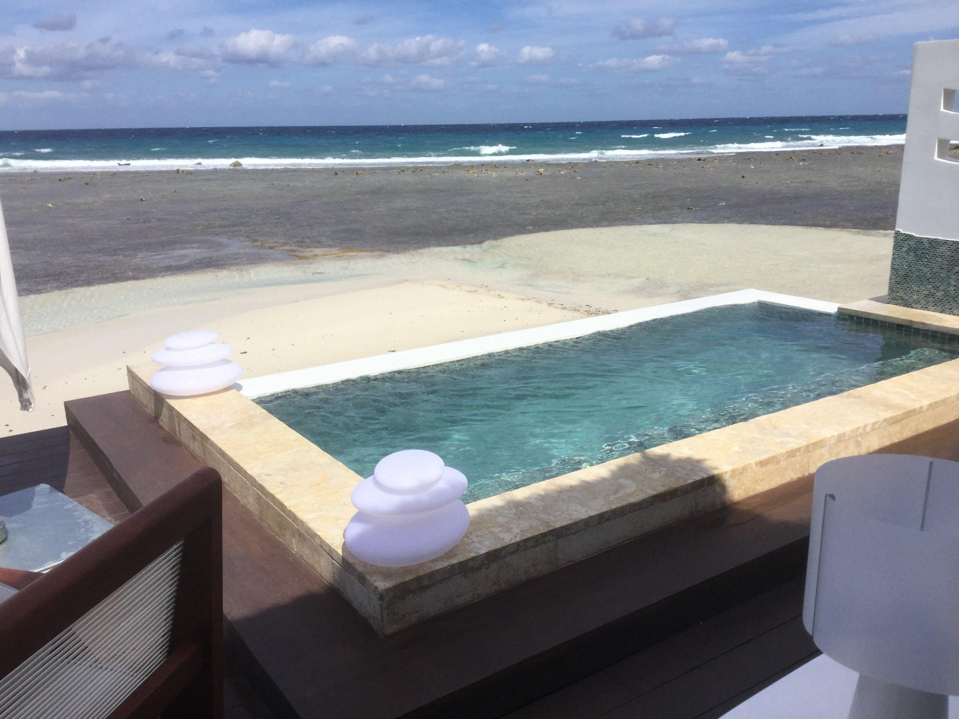 Sandals Royal Caribbean Resort Beach View