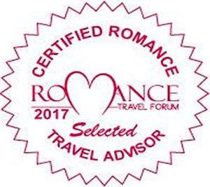 Certified Romance Travel Advisor