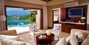 upgrade your room in Sandals St. Lucia