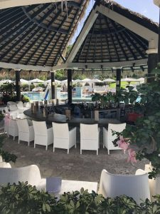 Grenada Sandals Outdoor Bar