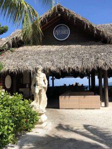 Grenada Sandals Neptunes Restaurant