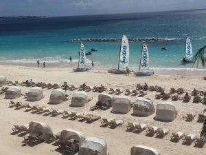 Sandals Barbados beach