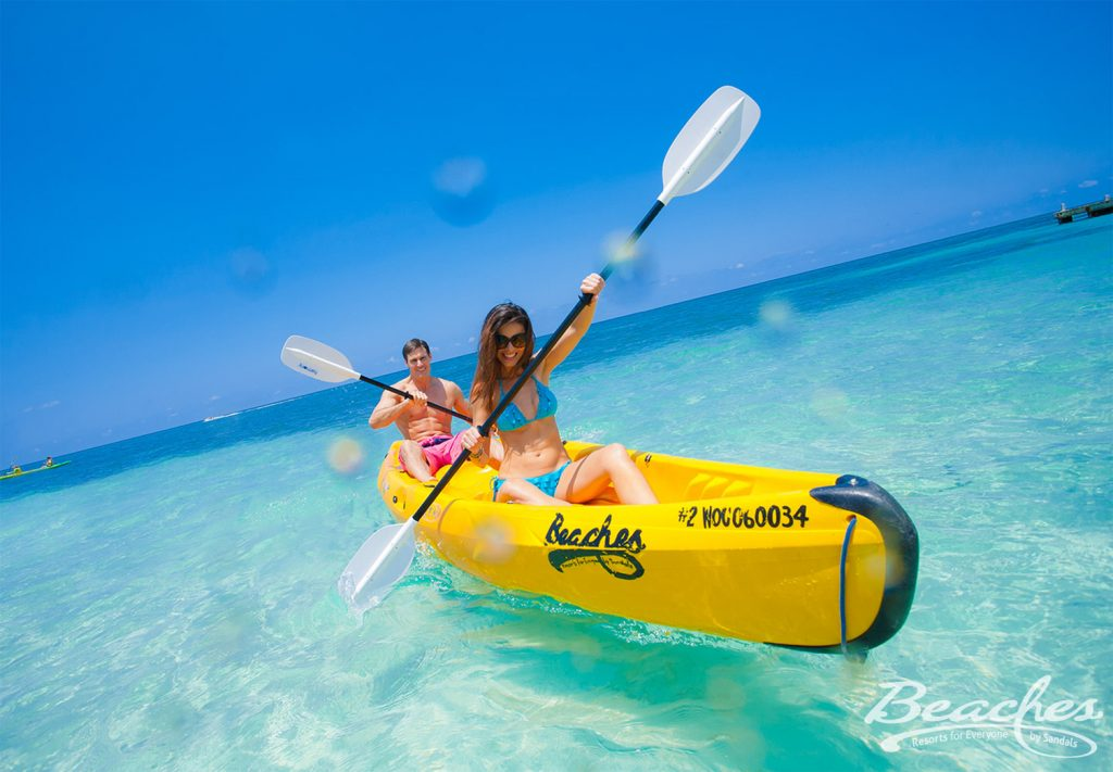 All-Inclusive Honeymoon - Water Sports