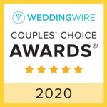 2020 WeddingWire Couples Choice