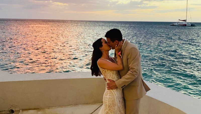 Lindsay and John-Sandals Montego Bay_header